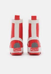 Playshoes - UNISEX - Gummistövlar - rot - 2