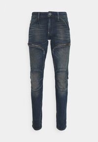 G-Star - AIR DEFENCE ZIP SKINNY - Jeans Skinny Fit - antic nebulas - 4