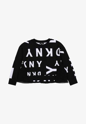 Sweater - noir blanc