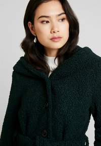 Anna Field - Classic coat - scarab - 3