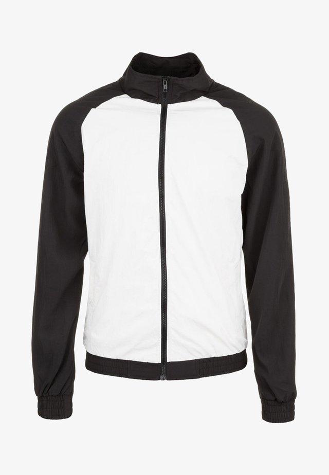 Giacca da corsa - white/black