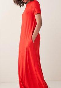 Next - COLUMN  - Maxi dress - red - 2