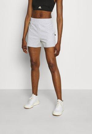 POST SHORT - Pantalón corto de deporte - grey marle