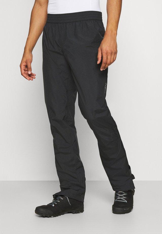 CORE ENDUR HYDRO PANTS - Trousers - black