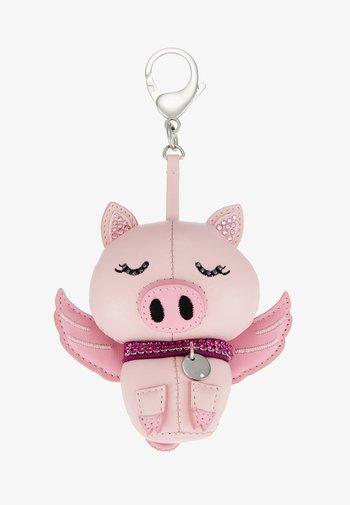 BAG CHARM - Keyring - pink