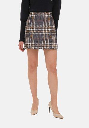 Mini skirt - blu