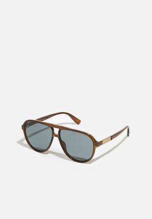 UNISEX - Sluneční brýle - brown/blue