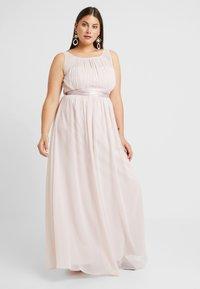 Dorothy Perkins Curve - NATALIE MAXI - Occasion wear - blush - 2