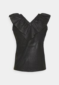 DEPECHE - T-shirt print - black - 1