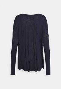 Sweaty Betty - EASY PEAZY - Langarmshirt - navy blue - 6