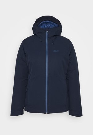 ARGON STORM JACKET - Zimní bunda - midnight blue