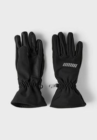 Name it - ALFA SOFTSHELL - Gloves - black - 3