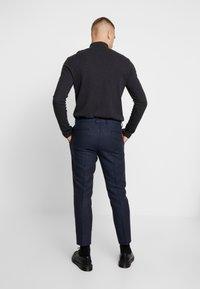 Viggo - ALTA TAPERED - Trousers - dark blue - 2