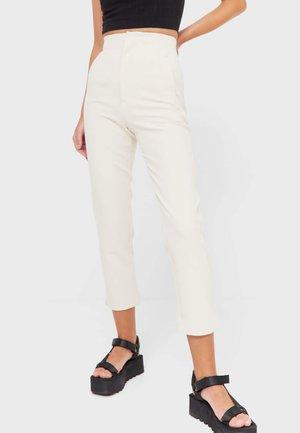 Kalhoty - stone