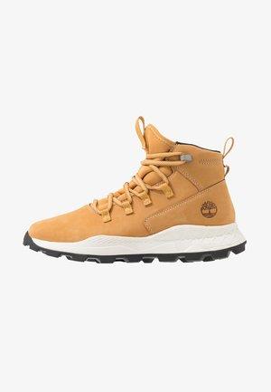 BROOKLYN MODERN ALP - Sneaker high - wheat