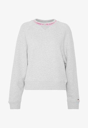 Sweatshirt - pale grey