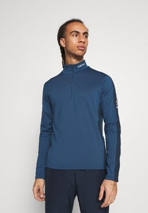 FLEMINTON - Fleece jumper - blue