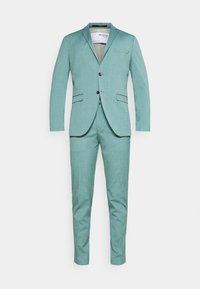 Selected Homme - SLHSLIM SUIT - Completo - greengage - 9