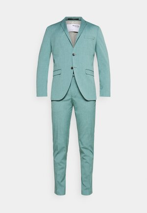 SLHSLIM SUIT - Completo - greengage