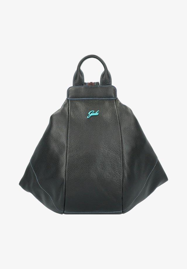 GRETA HANDTASCHE LEDER 31 CM - Handbag - nero