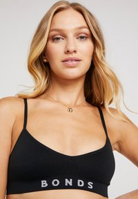 Bonds - CROP - Bustier - black - 4