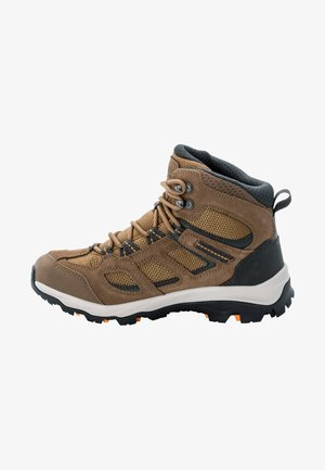 Hiking shoes - brown / apricot