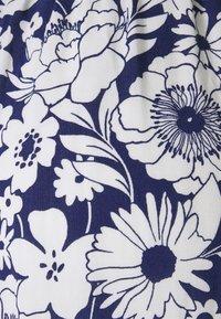 Gina Tricot - DISA TROUSERS - Pantalon classique - blue flower - 2