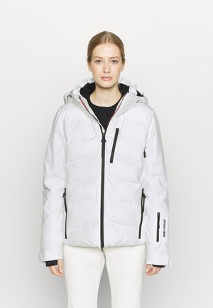 MOTION PRO PUFFER - Lyžařská bunda - white