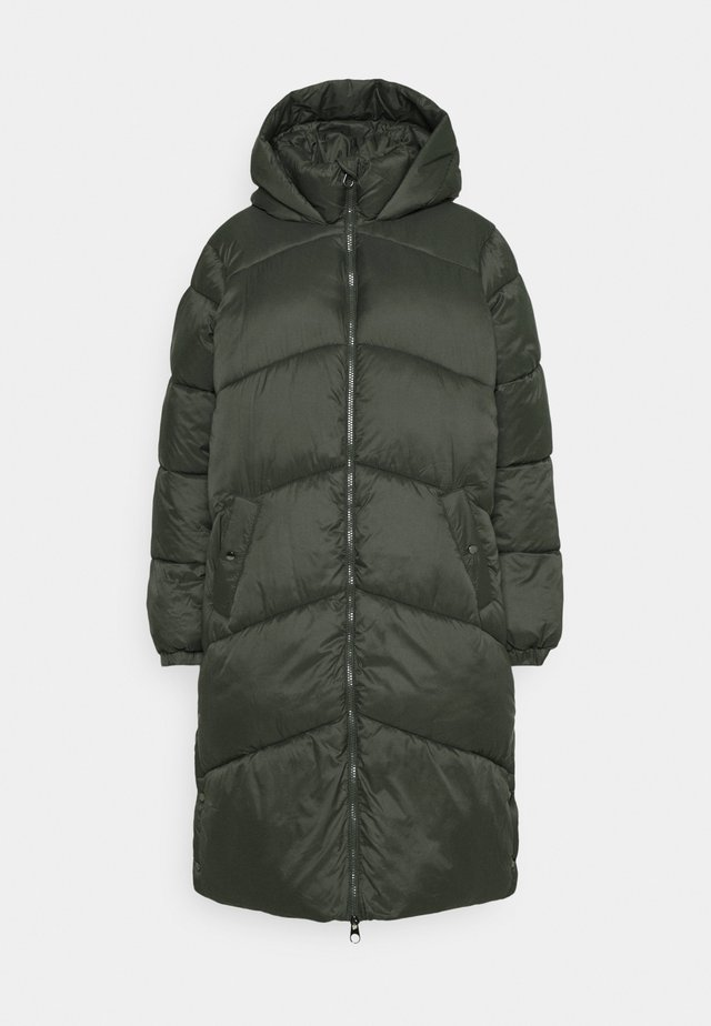 VMUPSALA LONG JACKET  - Winter coat - peat