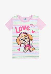 Paw Patrol - PAW PATROL - Print T-shirt - pink lady - 0