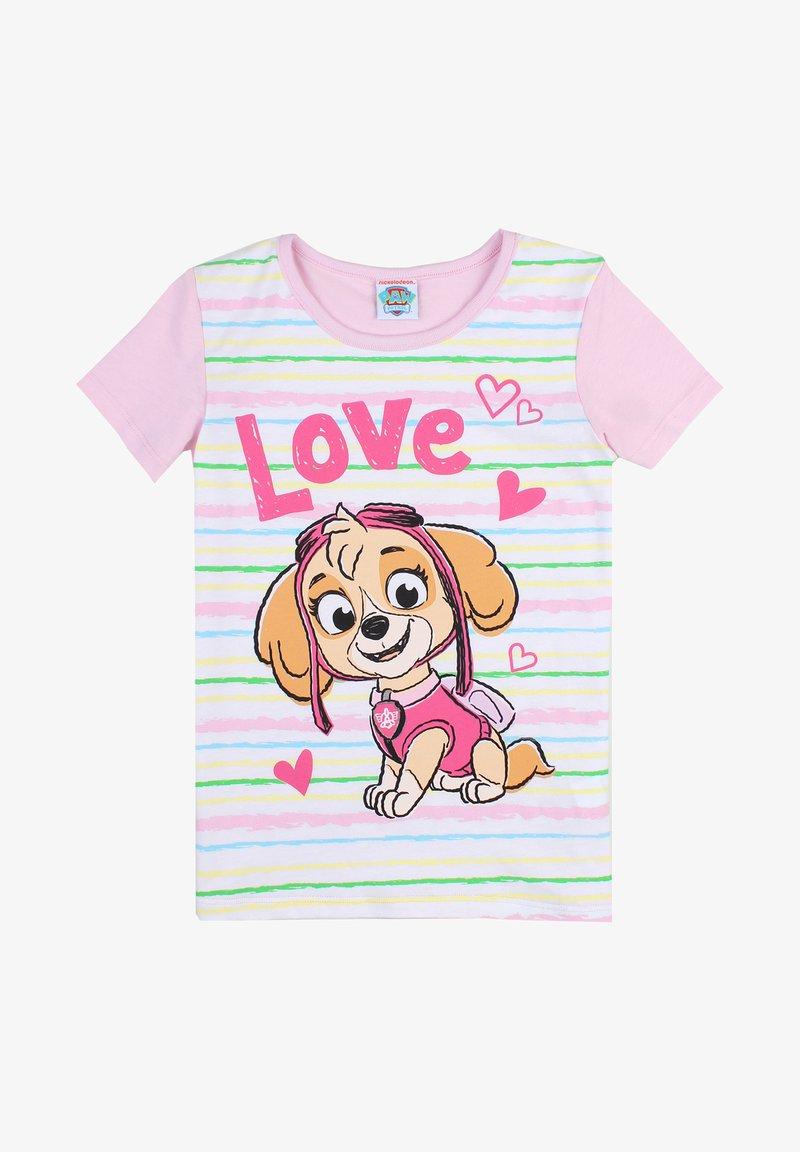 Paw Patrol - PAW PATROL - Print T-shirt - pink lady