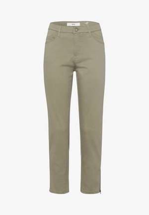 MARY S - Pantalon classique - light khaki