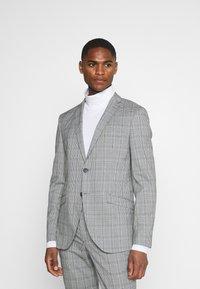 Selected Homme - SLHSLIM KYLELOGAN - Suit - light gray - 2