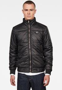 G-Star - MEEFIC - Light jacket - schwarz - 0