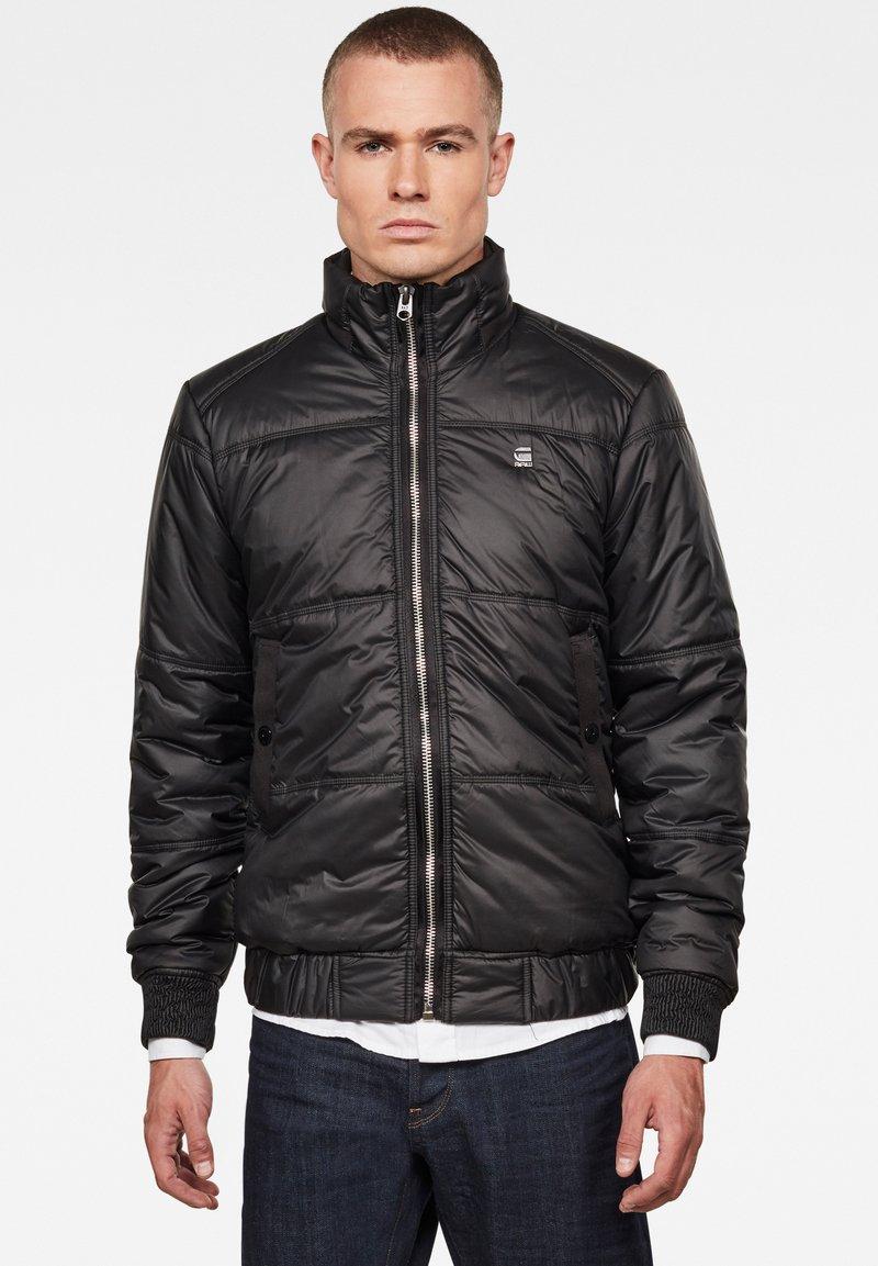 G-Star - MEEFIC - Light jacket - schwarz
