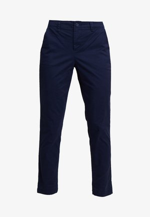 GIRLFRIEND - Pantalones chinos - true indigo