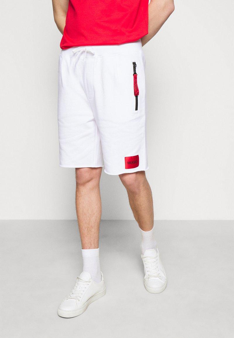 HUGO - DACTUS - Shorts - white
