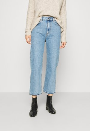 JEANS - Jeans Skinny Fit - blue dusty