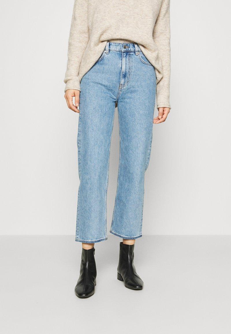 ARKET - JEANS - Jeans Skinny Fit - blue dusty