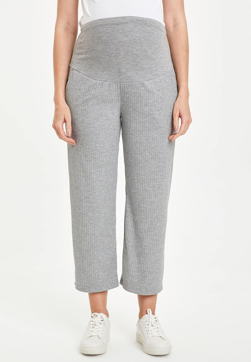 DeFacto - Trousers - grey