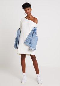 Even&Odd - Pletené šaty - offwhite - 2