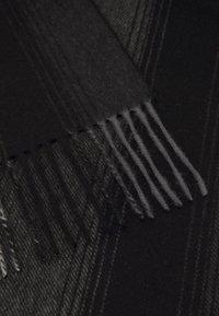 Jack & Jones - JACSIMON SCARF - Scarf - dark grey melange - 2