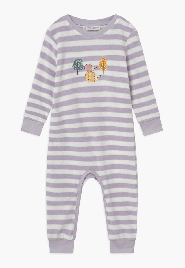 RETRO BABY ROMPER - Piżama - pale lilac