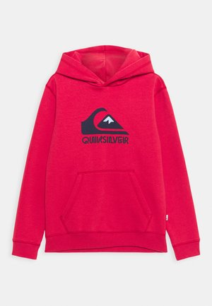 BIG LOGO YOUTH - Hoodie - american red
