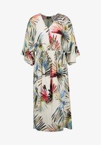 Taifun - Jersey dress - offwhite gemustert - 3
