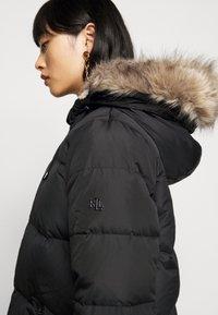 Lauren Ralph Lauren Petite - JACKET - Down jacket - black - 6
