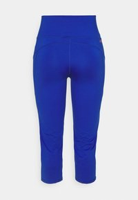 Lauren Ralph Lauren Woman - VARLYN SKINNY PANT - Shorts - sapphire star - 6