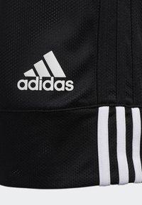 adidas Performance - 3G SPEED REVERSIBLE SHORTS - Sports shorts - black/white - 6