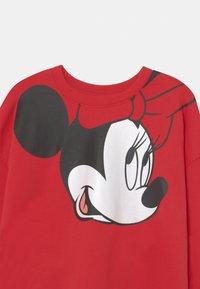 OVS - MINNIE SET  - Sweatshirt - ribbon red - 3