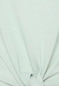 King Louie - KNOT BABYLON STRIPE - Print T-shirt - neptune green - 2